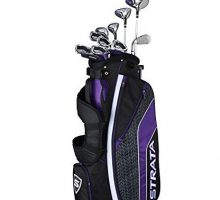 Callaway Golf 2019 Women Strata Ultimate Complete 16 Piece Package Set