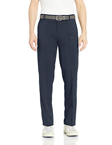 Amazon Essentials Men Standard ClassicFit Stretch Golf Pant Navy 42W x 28L