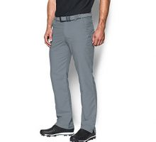 Under Armour Men Match Play Golf Pants Steel