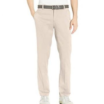 Amazon Essentials Men StraightFit Stretch Golf Pant Stone 33W x 34L