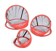GoSports CHIPSTER Range  3 Piece Golf Chipping Practice Net Target System with Carrying Case