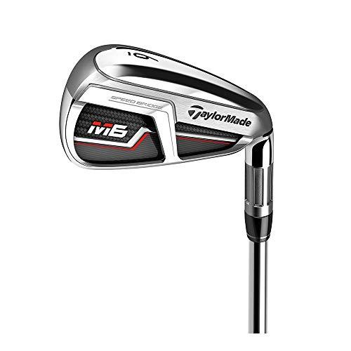 TaylorMade Golf M6 Iron Set 4PW Right Hand Regular Flex Shaft KBS Max 85