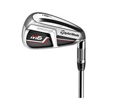 TaylorMade Golf M6 Iron Set 4PW Right Hand Regular Flex Shaft KBS Max 85