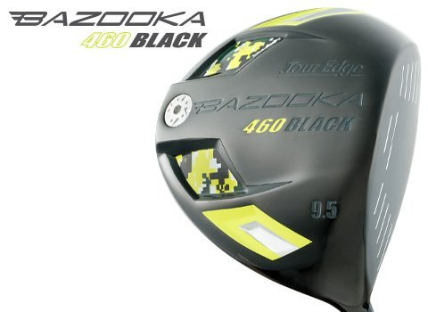 Tour Edge Golf Bazooka Steel Box Full Golf Club Set Black