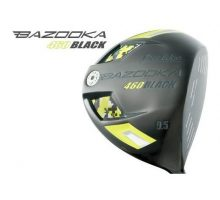 Tour Edge Golf Bazooka Steel Box Full Golf Club Set Black