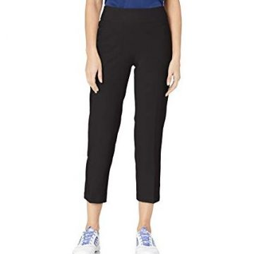 adidas Golf PullOn Ankle Pant Black Medium