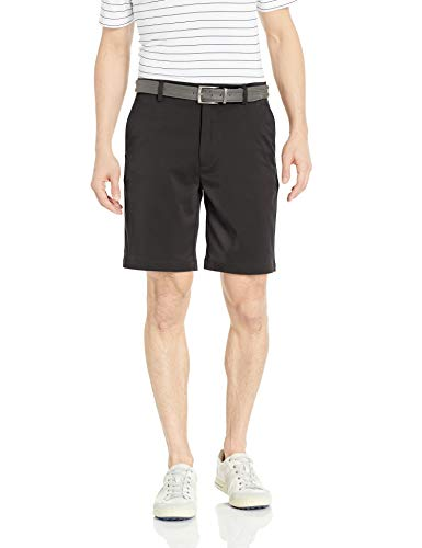 Amazon Essentials Men Standard ClassicFit Stretch Golf Short Black 29