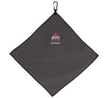 Team Effort Ohio State Buckeyes 15″ x 15″ Microfiber Towel