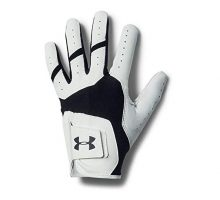 Under Armour Tour Cool Golf Glove Black  Black Left Hand XLarge
