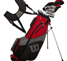 Wilson Golf Profile SGI Men Complete Golf Set — Long Left Hand