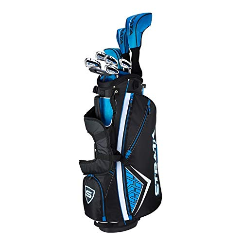 Callaway Golf Men Strata Complete 12 Piece Package Set