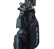 Cobra Golf 2019 FMax Superlite Complete Set BlackRed