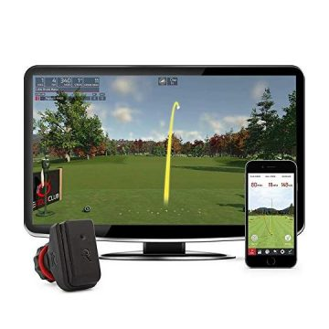 Rapsodo RMotion and The Golf Club Simulator and Swing Analyzer