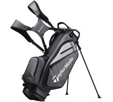 TaylorMade 2019 Golf Select Stand Bag Gray Black