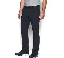 Under Armour Men Match Play Golf Pants Black