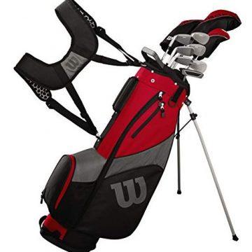 Wilson Golf Profile SGI Men Complete Golf Set  Regular Right Hand