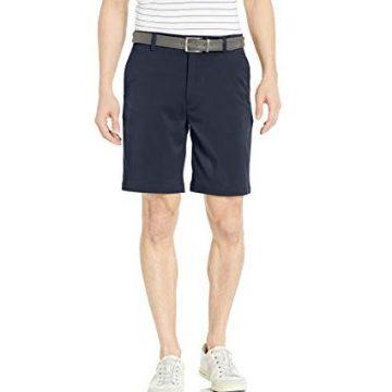Amazon Essentials Men Standard ClassicFit Stretch Golf Short Navy 34