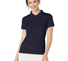 Amazon Essentials Women ShortSleeve Performance Polo Navy XL