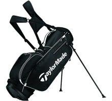 TaylorMade 2017 TM 50 Stand Golf Bag Black White