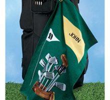19th Hole Golf Towel