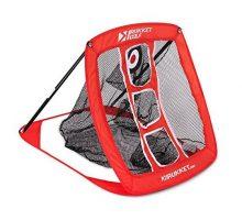 Rukket Skee Pop Up Golf Chipping Net | Outdoor   Indoor Golfing Target Accessories and Backyard Practice Swing Game