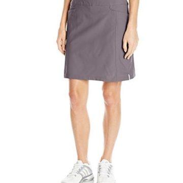 adidas Golf Women Ultimate Adistar Skort Trace Grey Large