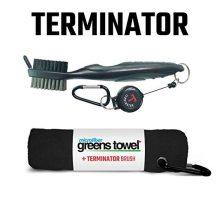 Greens Towel Plus Terminator Club Brush