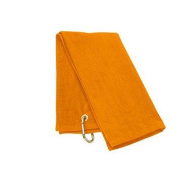 TriFold Towel  Orange