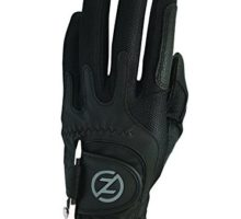 Zero Friction Golf Glove Left Hand One Size Black