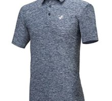 Men's Dry Fit Golf Polo Shirt Athletic ShortSleeve Polo Golf Shirts