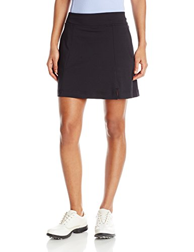 Callaway Women Golf Performance 17' Knit Skort with Tummy Control Caviar Large