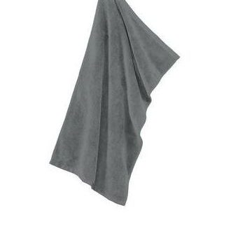 Port Authority Grommeted Microfiber Golf Towel TW530  Deep Smoke TW530 OS