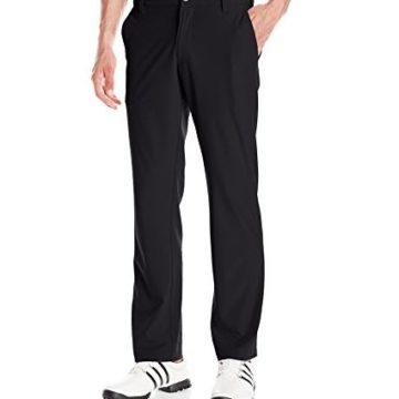 adidas Golf Men Ultimate Regular Fit Pants Black Size 36 32