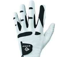 Bionic Gloves –Men's StableGrip Golf Glove W Patented Natural Fit Technology Made from Long Lasting Durable Genuine Cabretta Leather