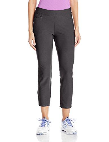 adidas Golf Women Ultimate Adistar Ankle Pants Small Black