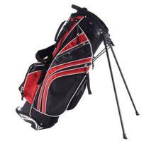 TANGKULA Golf Stand Bag w 6 Way Divider Carry Organizer Pockets Storage