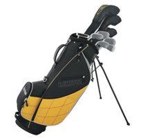 Wilson Golf WGGC4300L Men 2017 Ultra Package Set Left Hand Black