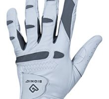 Bionic Gloves – Men's PerformanceGrip Pro Premium Golf Glove made from Long Lasting Genuine Cabretta Leather