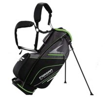 Forgan of St Andrews Super Lightweight Golf Stand Carry Bag Green