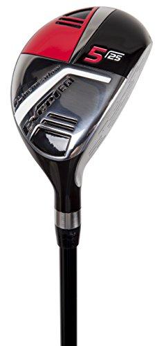 Pinemeadow Golf Men Excel EGI Hybrid Club Graphite 25Degree 5 Regular Right Hand