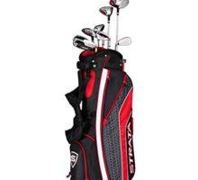 Callaway Golf 2019 Men Strata Tour Complete 16 Piece Package Set
