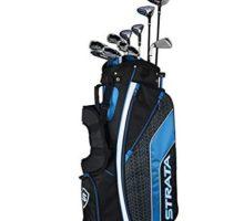 Callaway Golf 2019 Men Strata Ultimate Complete 16 Piece Package Set