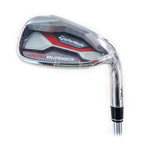 TaylorMade Golf AEROBURNER HL Irons Steel Regular Flex 4PW AW Right
