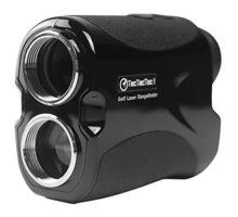 TecTecTec VPRO500 Golf Rangefinder  Laser Range Finder with Pinsensor  Laser Binoculars  Free Battery