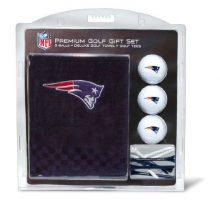 NFL New England Patriots Embroidered Golf Towel