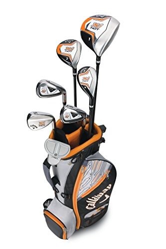 Callaway Boys XJ Hot Junior Set Right Hand 58 Years Old