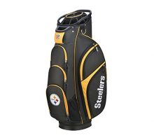Wilson 2018 NFL Golf Cart Bag Pittsburgh Steelers