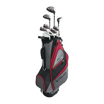 Wilson Men Profile XD Golf Complete Set Men Right Hand