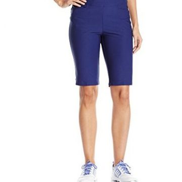 adidas Golf Women Ultimate Adistar Bermuda Shorts Night Sky Large