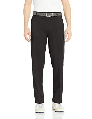 Amazon Essentials Men Standard ClassicFit Stretch Golf Pant Black 40W x 32L